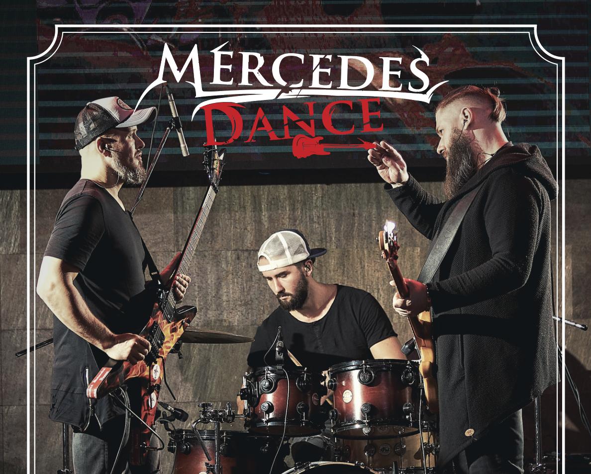 Афиша! 12 Марта — Кавер Банда Mercedes Dance на сцене White Hart Pub Moscow City