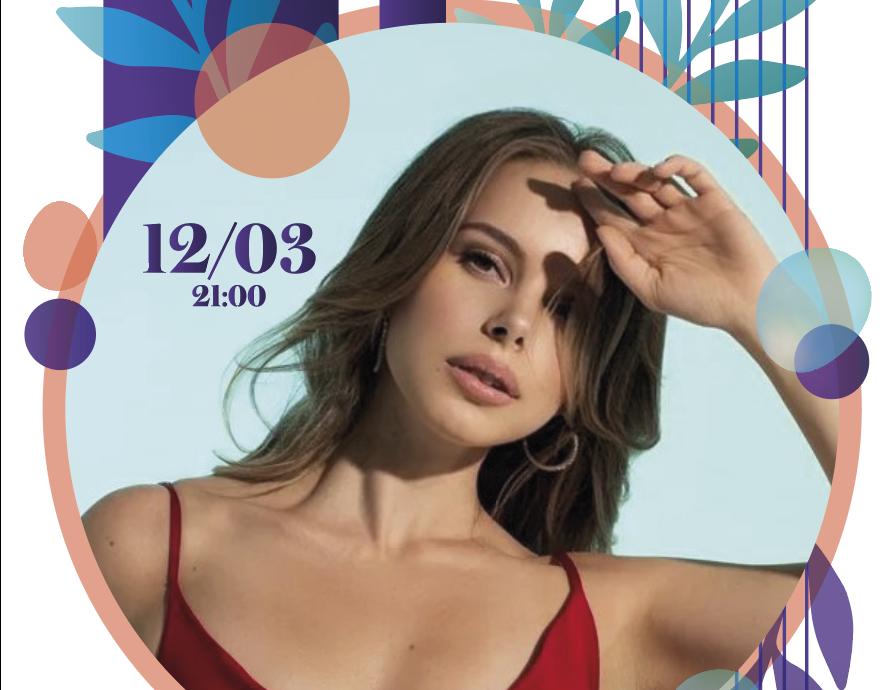 Афиша! 12 Марта — Певица Анна Лучанина в Embers Speakeasy.