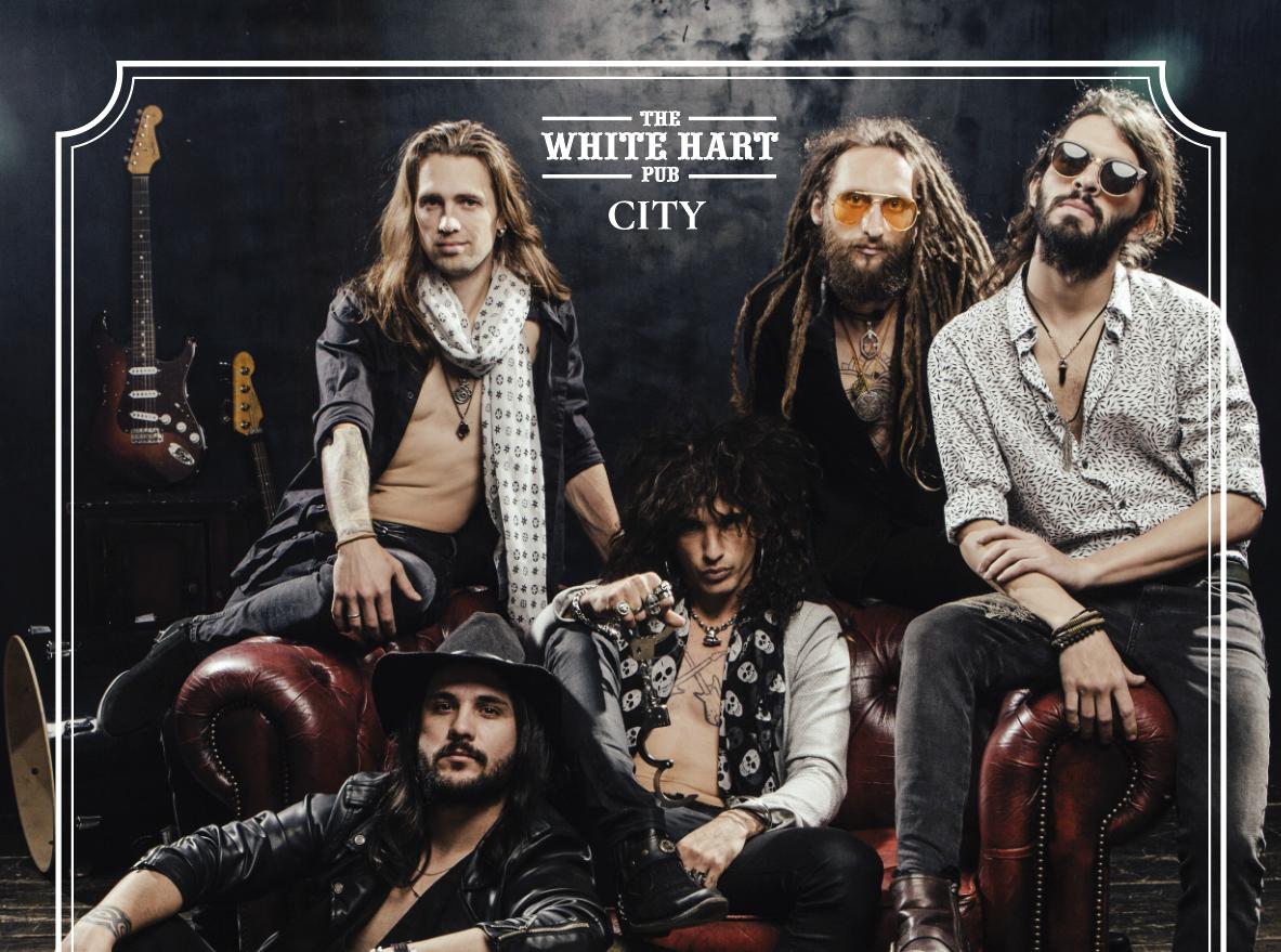 Афиша! 19 Марта — Gypsy Jack на сцене White Hart Pub Moscow City
