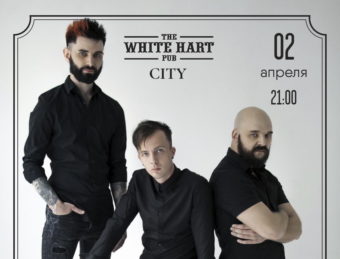 Афиша! 02 Апреля — caver group Garage Band в White Hart Pub Moscow City